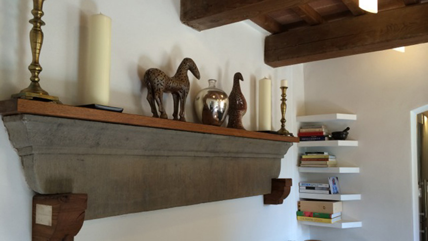 Three storey attached town house in Cortona Photo 12