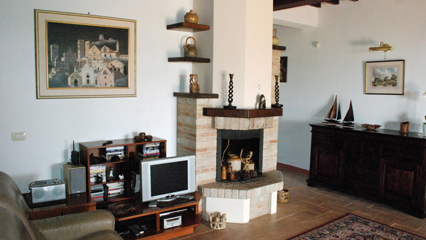 Traditional style farmhouse Umbria Photo 11