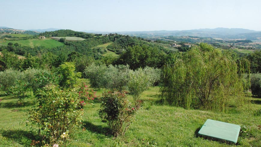 Traditional style farmhouse Umbria Photo 6