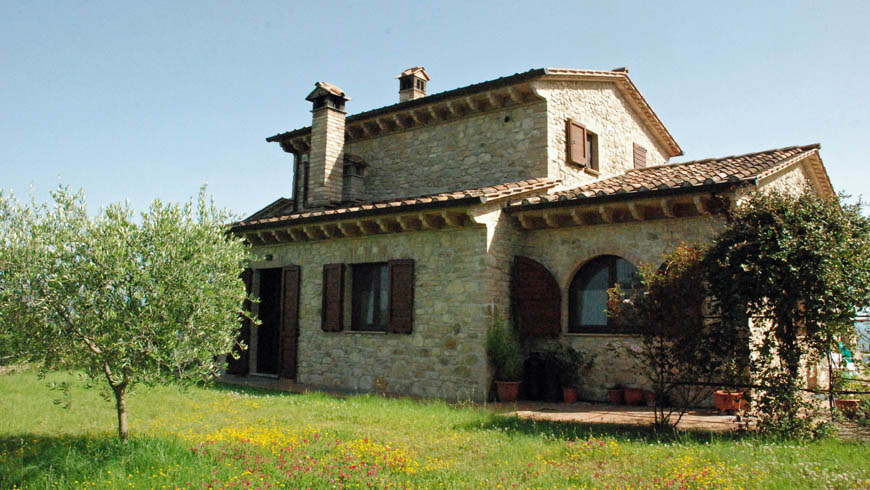 Traditional style farmhouse Umbria Photo 7